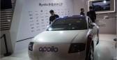 Apollo, les véhicules autonomes de Baidu explosent en 2018