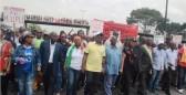 L' opposition s'insurge contre la répression des marcheurs