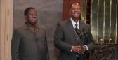 Alternance 2020 en faveur du PDCI, Ouattara dit niet à Bédié