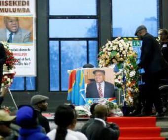 Félix Tshisekedi va honorer son père défunt Etienne