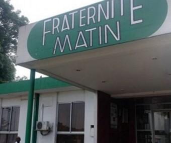 Les agents de Fraternité Matin invitent l'Etat de respecter ses engagements