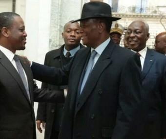 Pas de divorce Ouattara-Soro, selon Joël N'Guessan