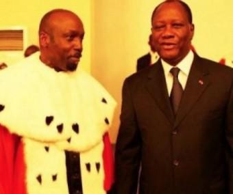 Démission du Conseil constitutionnel, Wodié accuse Ouattara