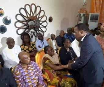 Vers une rencontre Laurent Gbagbo - Affi N'Guessan à Bruxelles
