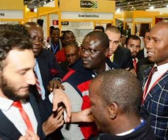 Nommé ambassadeur IATF, Didier Drogba entame sa reconversion
