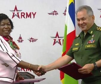 Les Députés centrafricains ratifient un accord de coopération militaire avec la Russie