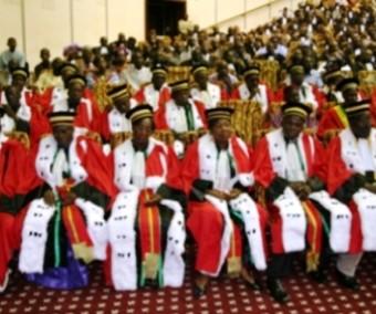 Les magistrats ivoiriens en colère contre le pouvoir