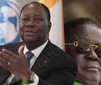Bédié et le «régime autoritaire» de Ouattara, l'aveugle rit du borgne