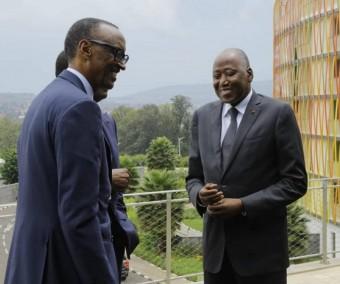Gon Coulibaly, rassure les investisseurs sur le scrutin électoral de 2020