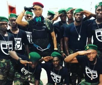 Safarel Obiang et ses soldats russes annoncés à Paris