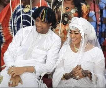 Safarel Obiang s'est marié coutumièrement