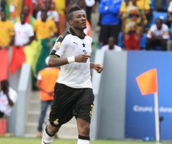 Asamoah Gyan quitte le Ghana pour une étrange raison
