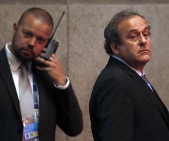 Michel Platini placé en garde à vue pour corruption
