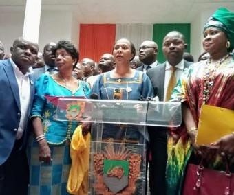 APF, les députés de l'opposition crucifient Soumahoro pour Soro
