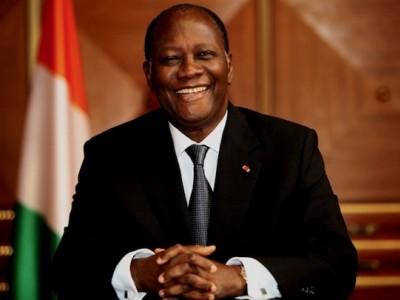 Côte d'Ivoire : Programme des voeux de 2018 au président Ouattara
