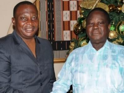 Côte d'Ivoire: Adjoumani veut amener Bédié à