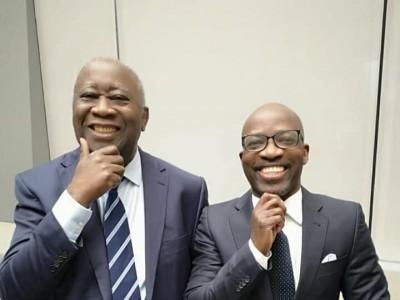 Côte d'Ivoire : L'émouvant message de Blé Goudé à Gbagbo, 74 ans