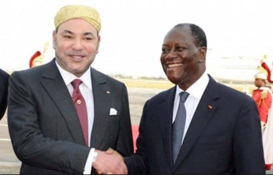 Maroc : Mohammed VI débarque en Côte d'Ivoire