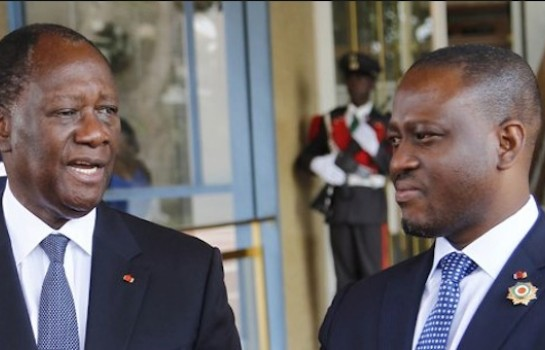 Alassane Ouattara et Guillaume Soro, divorce consommé ?