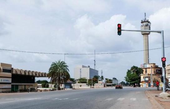 La ville de Bouaké