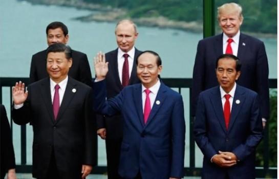 Les dirigeants de la Coopération économique Asie-Pacifique (APEC)