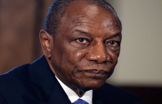 Alpha Condé accuse les pays européens esclavage des noirs en Libye