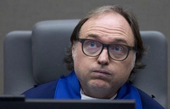 Cuno Tarfusser, juge à la CPI