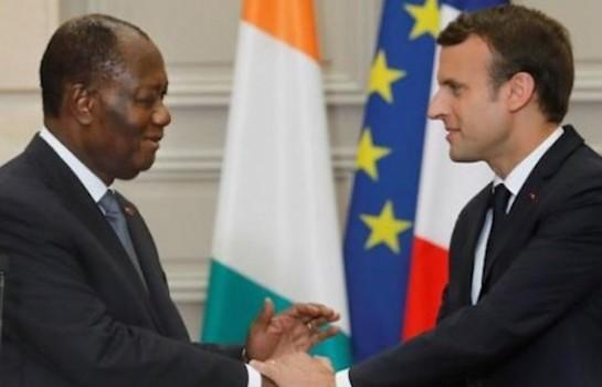 Ouattara et macron attendus au Sommet UA-UE