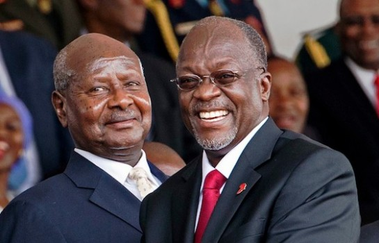 John Magufuli et Yoweri Museveni s'oppose à la CPI