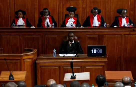 La réélection de Uhuru Kenyatta validée — Kenya