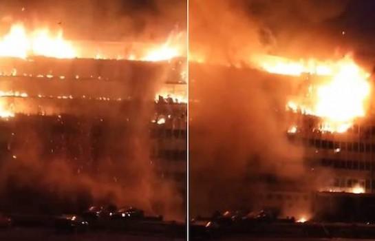 Un incendie à Abobo fait 3 morts