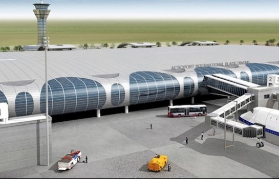 Le nouvel aéroport international Blaise Diagne (AIBD)