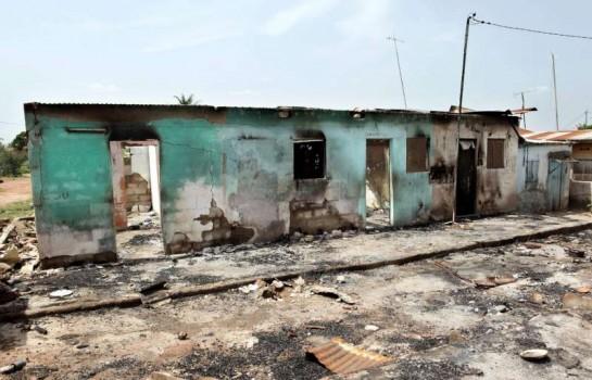 4 morts lors d'affrontements pour un collège — Côte d'Ivoire