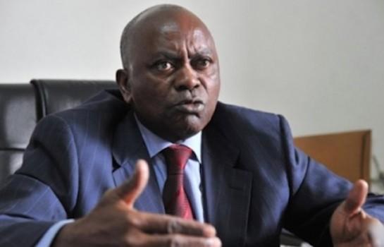 Anaky Kobena, fondateur du Mouvement des forces d'avenir (Mfa)