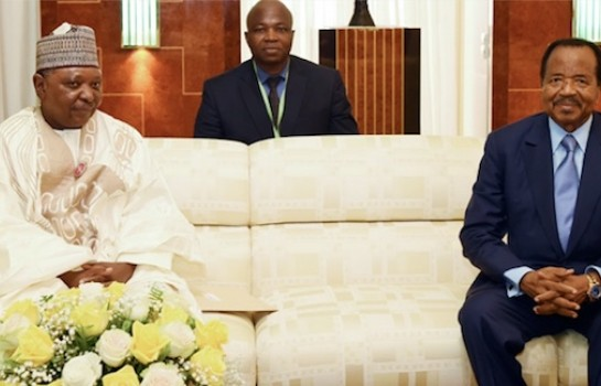 Un émissaire de Buhari chez Biya