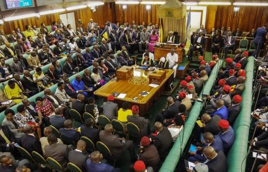 députés ougandais