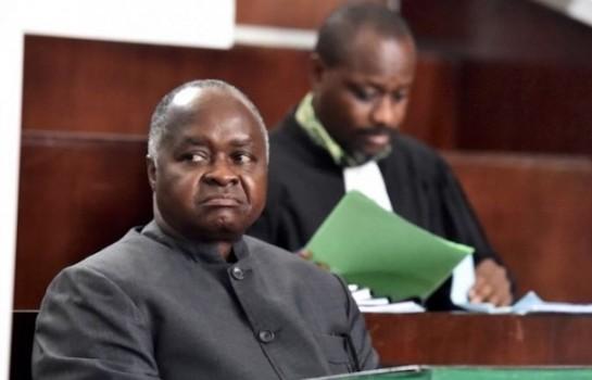 Procès d'un ancien ministre de Gbagbo
