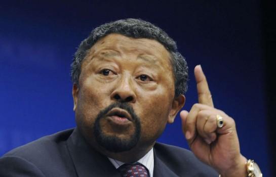 Jean Ping, ancien président de la commission de l'Union africaine (UA)