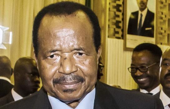 Paul Biya - Crise anglophone