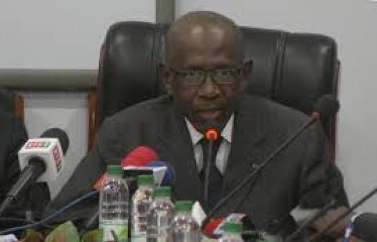 Seydou Nourou Ba président du CCPE
