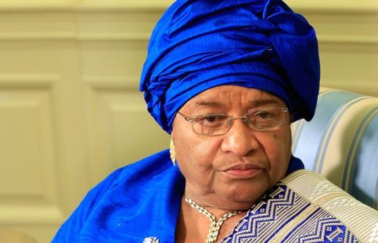 Exclusion d'Ellen Johnson Sirleaf de son parti — Liberia
