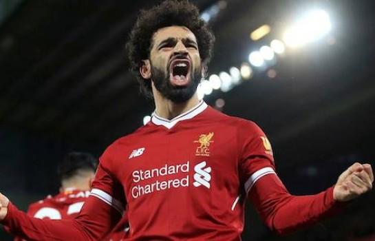 L'Égyptien Mohamed Salah, en pleine forme avec son club Liverpool