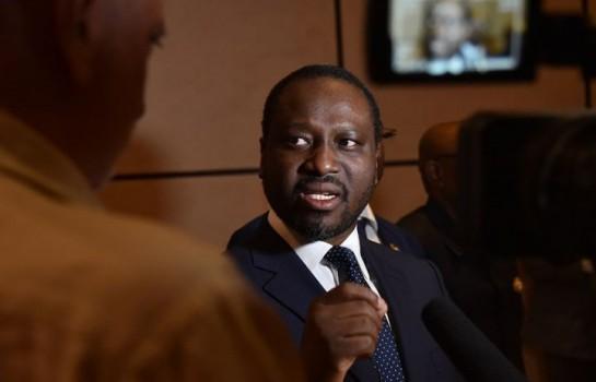 Soro Guillaume - Adama Bictogo, Désiré Tagro invité dans le conflit
