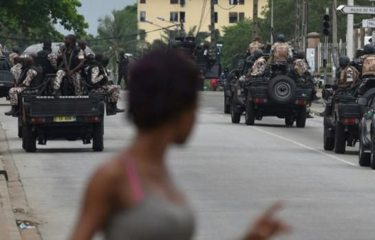 Tirs entre soldats à bouaké, la population a peur