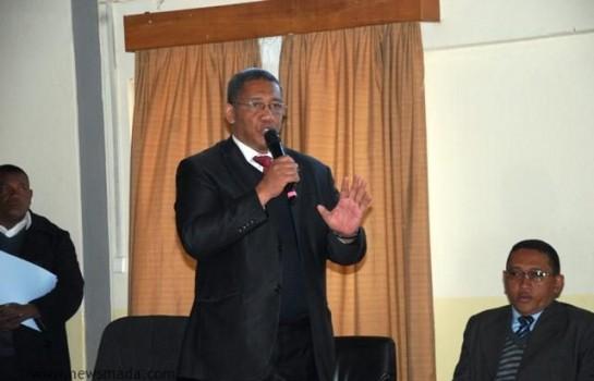 scrutin présidentiel malgache prévu pour 2018