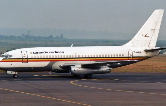 L'Ouganda recherche $388 millions pour relancer la compagnie nationale, Uganda Airlines
