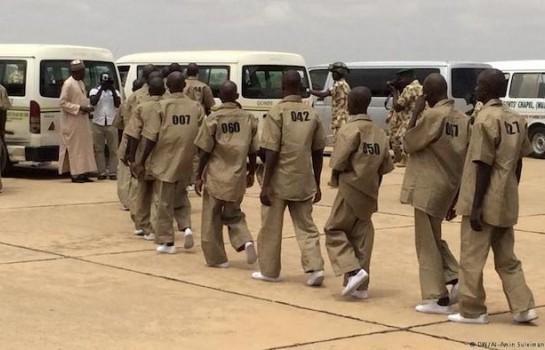 Jugement de présumés membre de Boko Haram