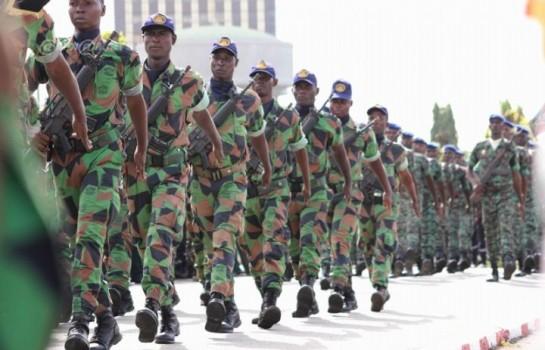 Des soldats ivoiriens rejoignent la Minusca