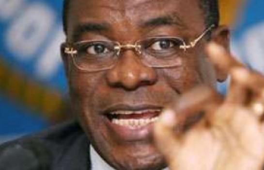 Affi N'Guessan dribble un plan de Laurent Gbagbo