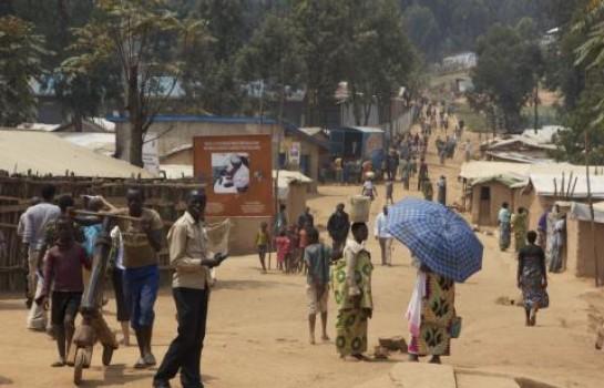 Révolte dans un camp de réfugiés congolais — Rwanda